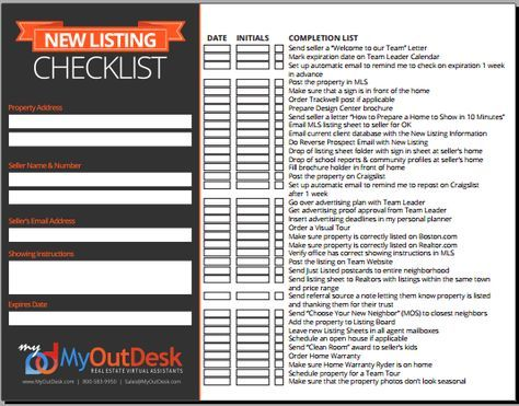 Free New Buyer Check List New Listing Check List Open House Checklist For Real Estate Agents Real Estate Checklist Real Estate Assistant Open House Real Estate
