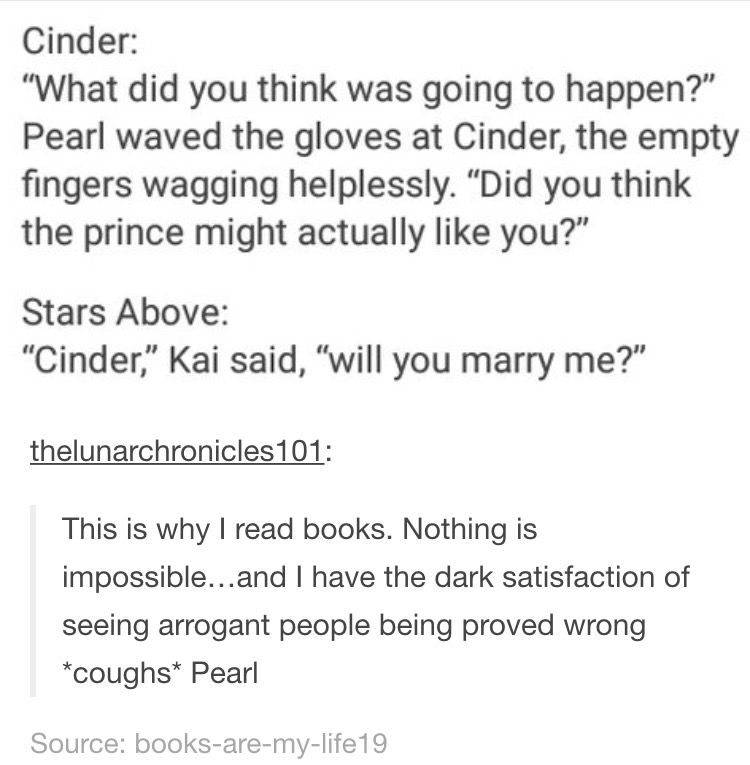 Source BooksAreMyLife Tumblr Stars Above Spoiler