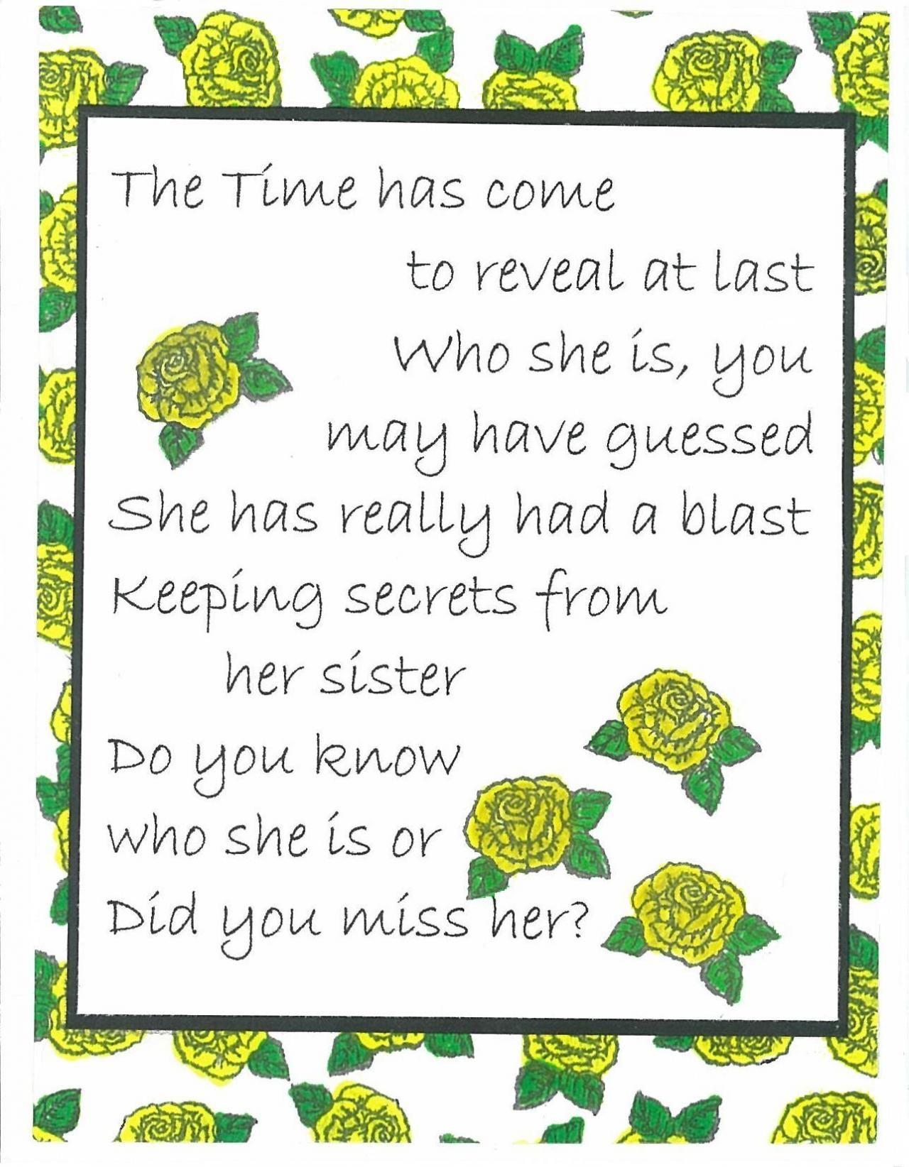 Follow Us Secret Pal Secret Sister Gifts Secret Pal Gifts