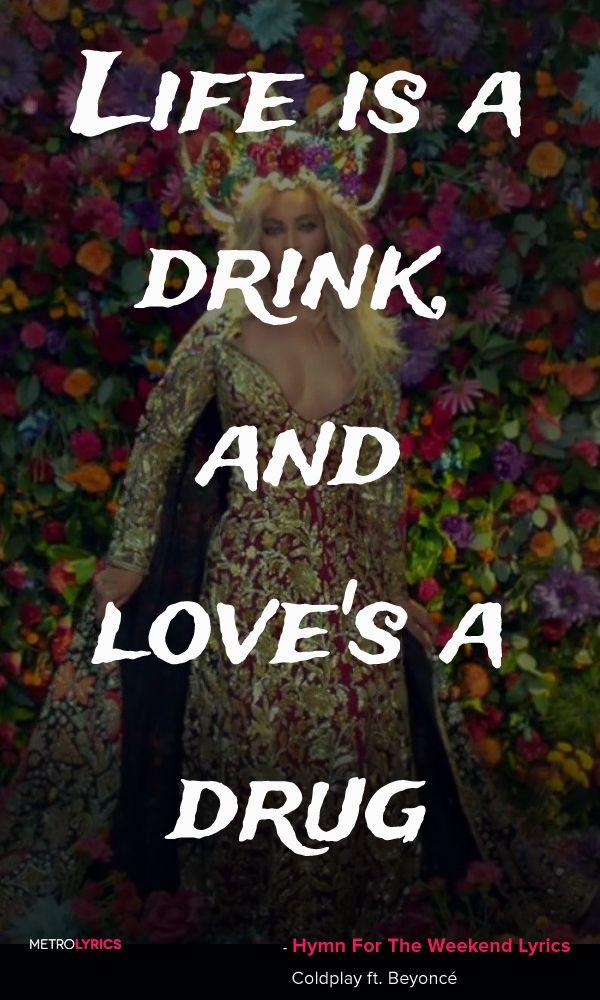 Lyric raw sugar lyrics : Coldplay РHymn For The Weekend ft. Beyonc̩ Lyrics and Quotes Oh ...