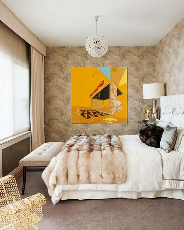 Superior Add Some Luxury To Your Bedroom With These Fabulous Fur Throws