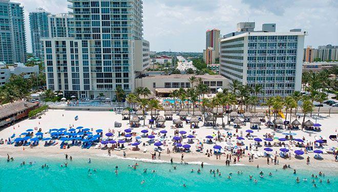 Miami Beach Hotels Beachside Resort