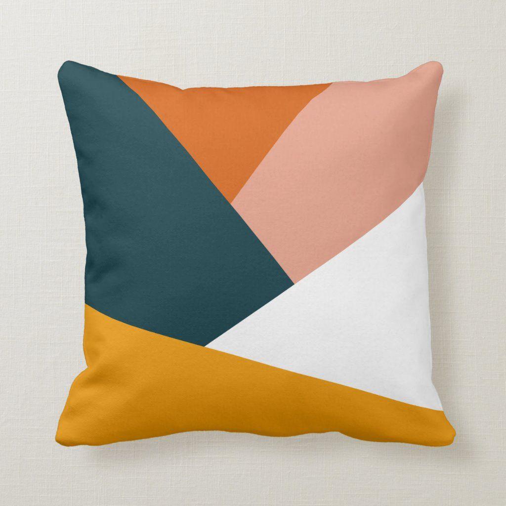 Colorful geometric combination.