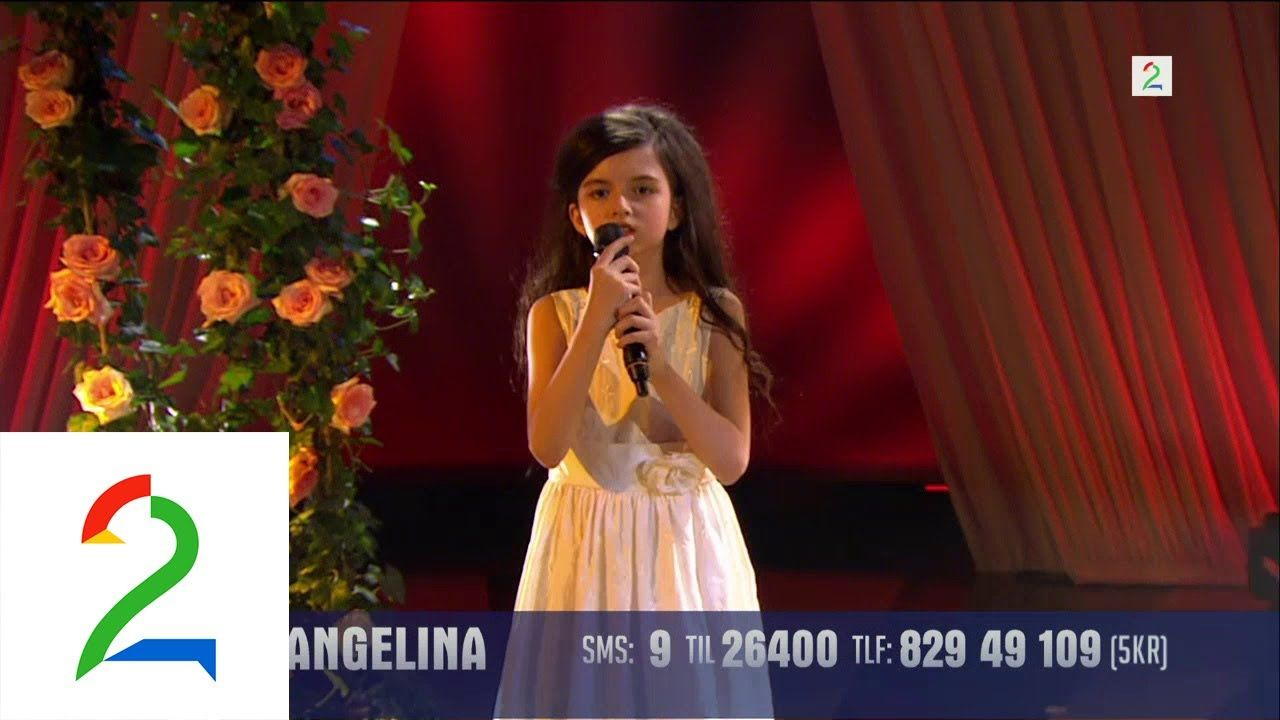 Angelina Jordan (8) sings Summertime by George Gershwin (Official HD), N...