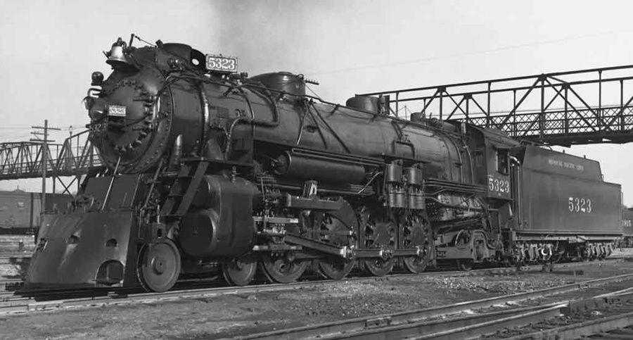 MoPac Mountain type - Classic Trains Magazine