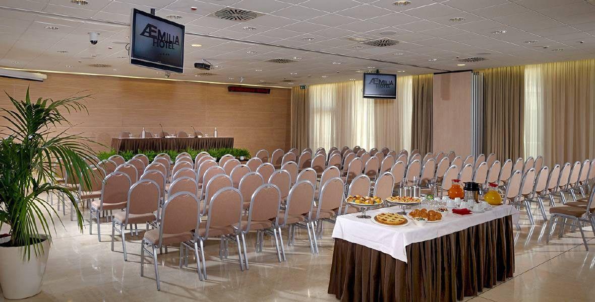 Meeting Room dell'Aemilia Hotel di Bologna   Hotel, Bologna
