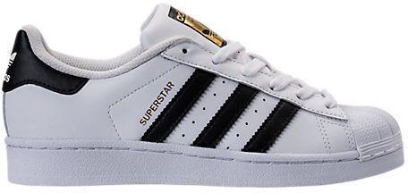 61080c34270 adidas Kids  Grade School Superstar Casual Shoes