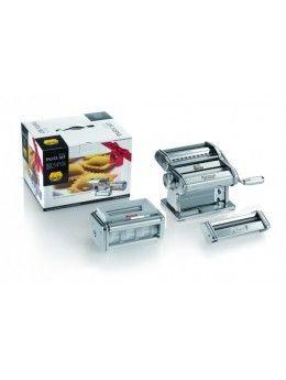 Pasta set atlas 150 marcato utensilios de cocina for Accesorios de cocina online
