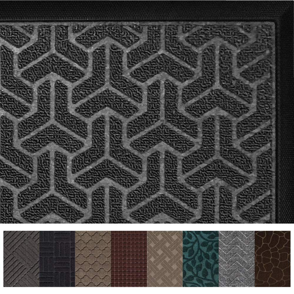 Gorilla Grip Original Durable Rubber Door Mat Learn More By Visiting The Image Link It Is An Affiliate Link To Ama In 2020 Rubber Door Mat Door Mat Rugs And Carpet