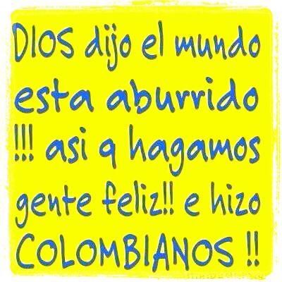 Las Mejores 11 Ideas De Frases Tipicas Colombianas Frases Tipicas Colombianas Colombianas Palabras Colombianas
