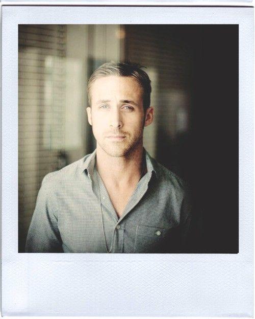 Ryan Gosling #polaroid