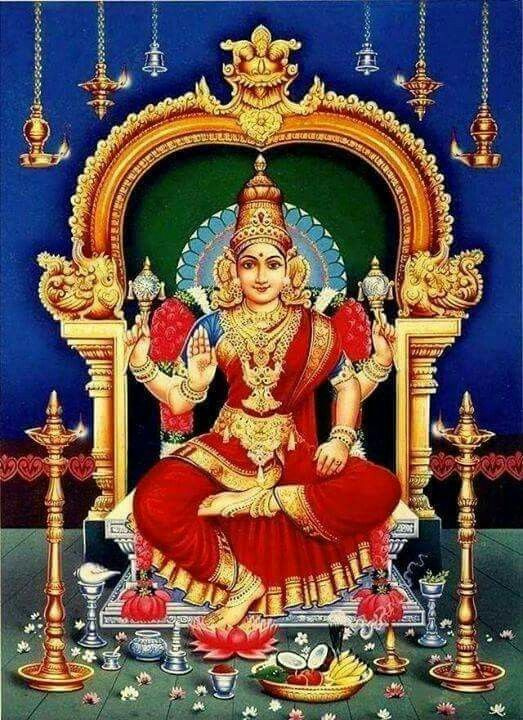 Mahalakshmi Namosthuthe Join This Page On Facebook Hindu God B In
