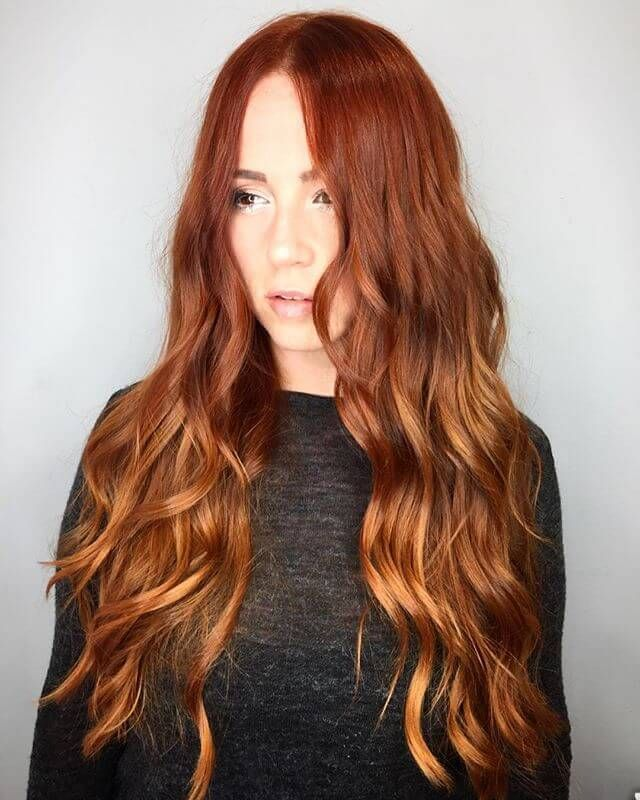 50 Vibrant Fall Hair Color Ideas to Accent Your New ...