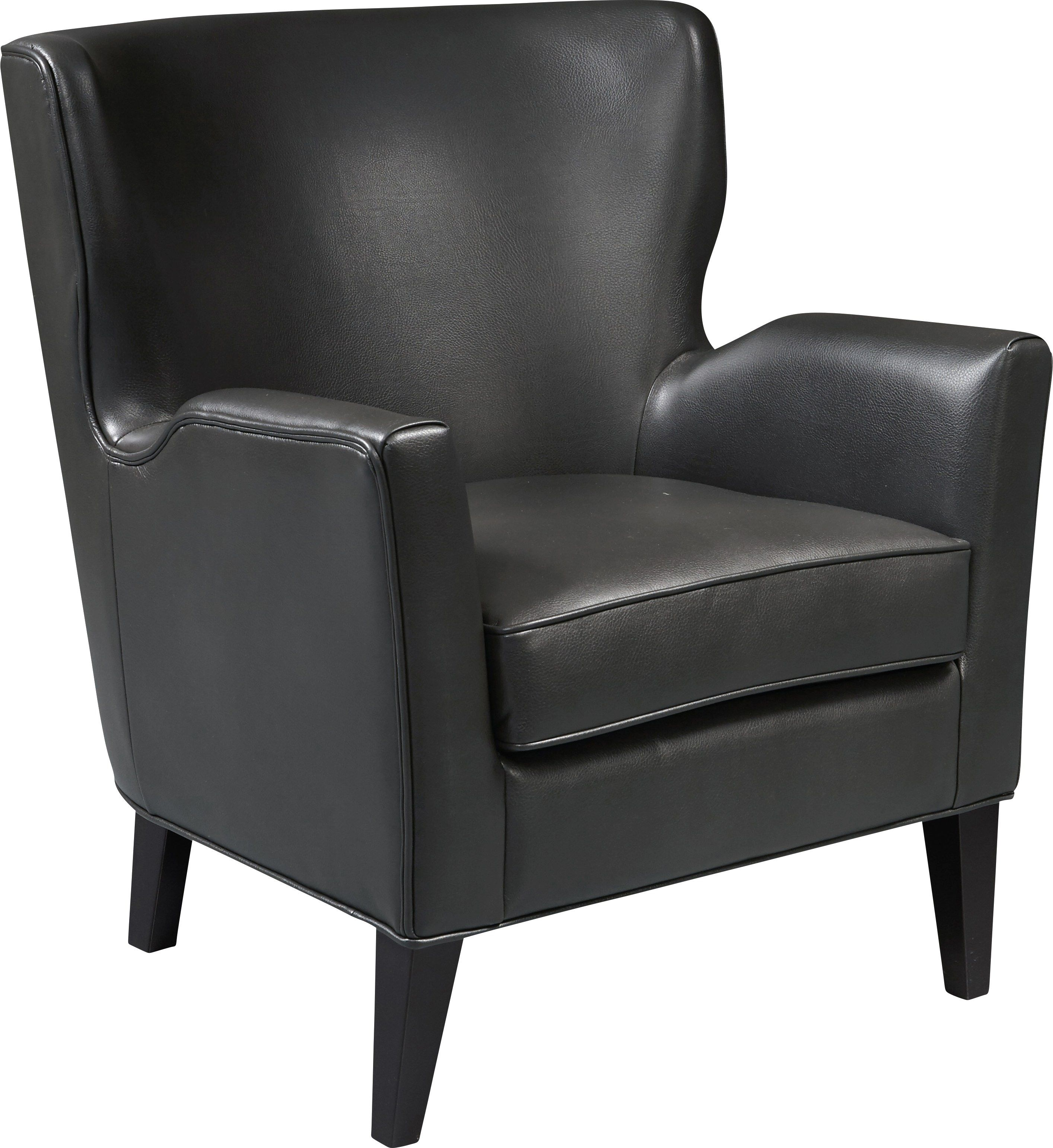 Best Haberfield Charcoal Accent Chair Charcoal Accent Chair 400 x 300