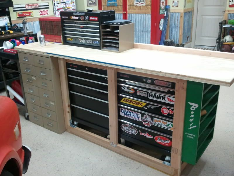 What I Did With My 40 Home Depot Tool Cabinets Page 2