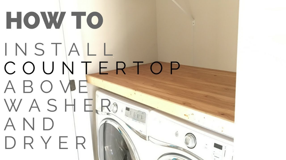Ikea Table Top Over Washer And Dryer Google Search Laundry