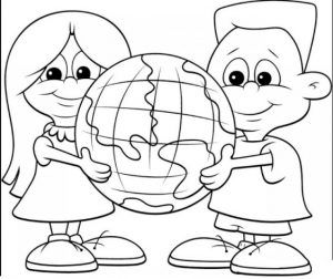 no racism coloring pages for kindergarten
