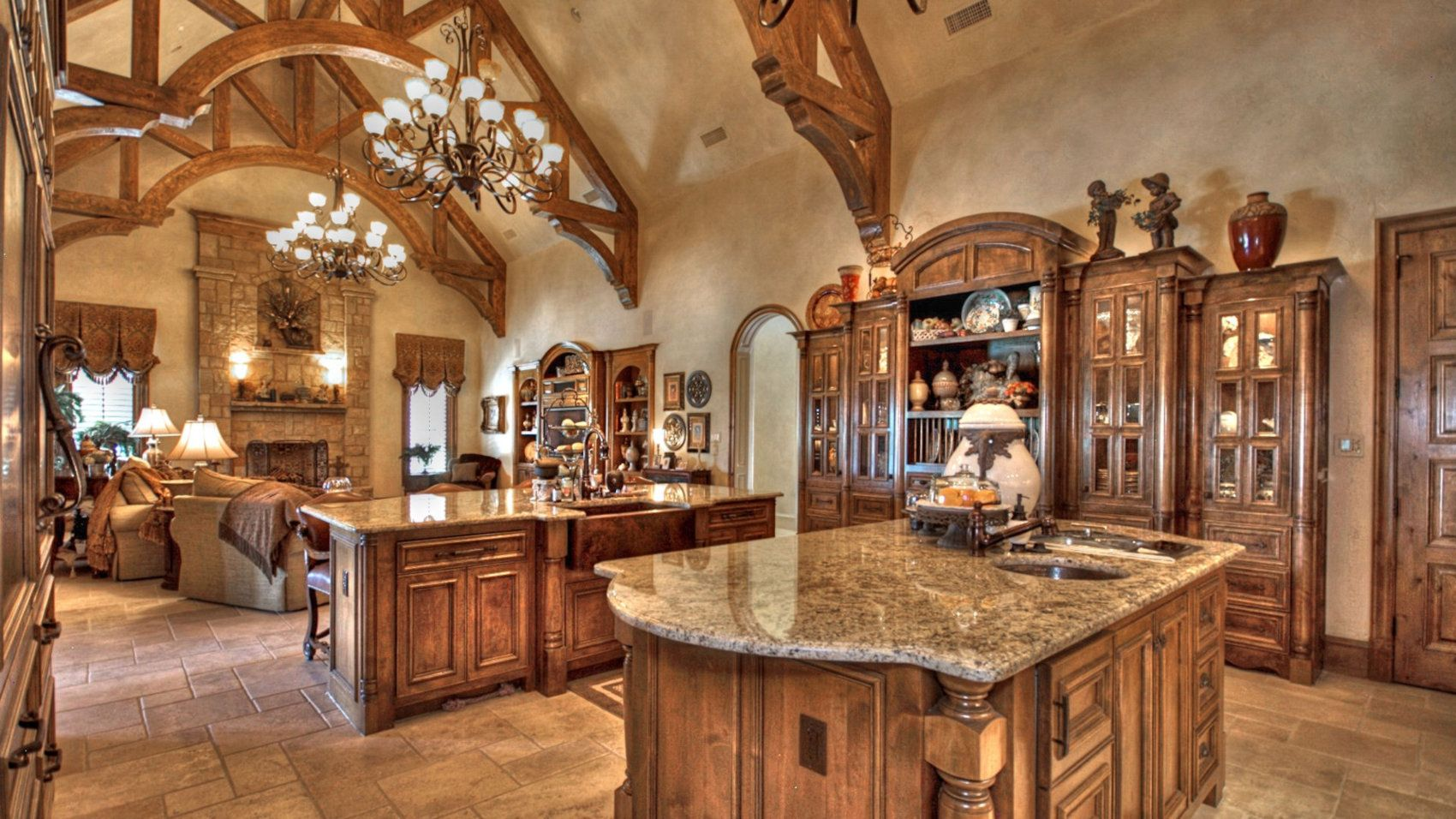 Kitchen Design Adorable Castle With Big