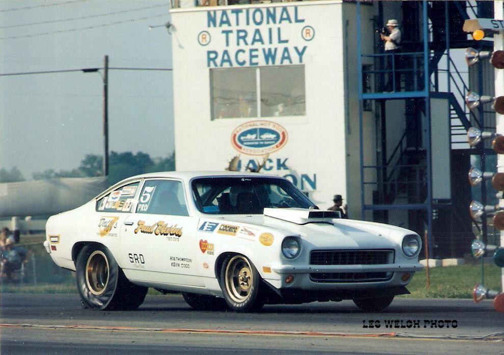 Paul Blevins Pro Stock Vega | Drag Racing ~ Doorslammers ...