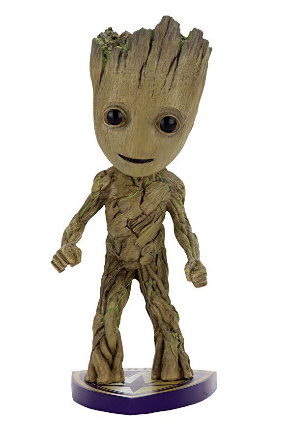 Amazon Com Neca Guardians Of The Galaxy 2 Head Knocker Groot Toys Games In 2020 Guardians Of The Galaxy Vol 2 Groot Guardians Of The Galaxy