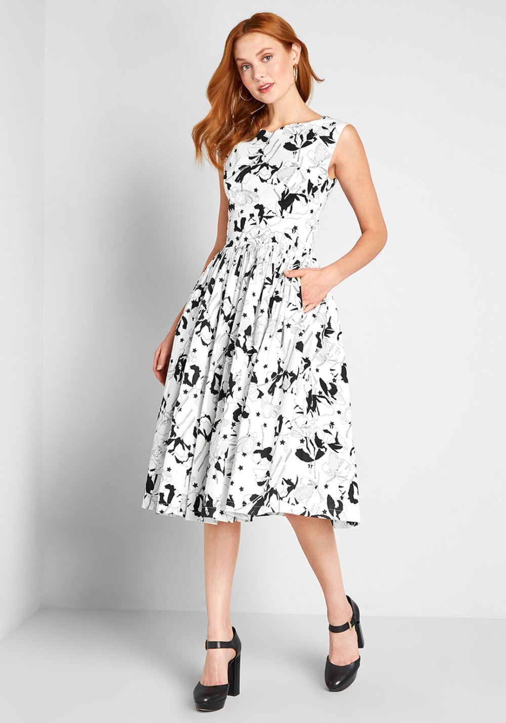 Fabulous Fit And Flare Dress Flare Dress Fit And Flare Dress Fit N Flare Dress [ 1428 x 1000 Pixel ]