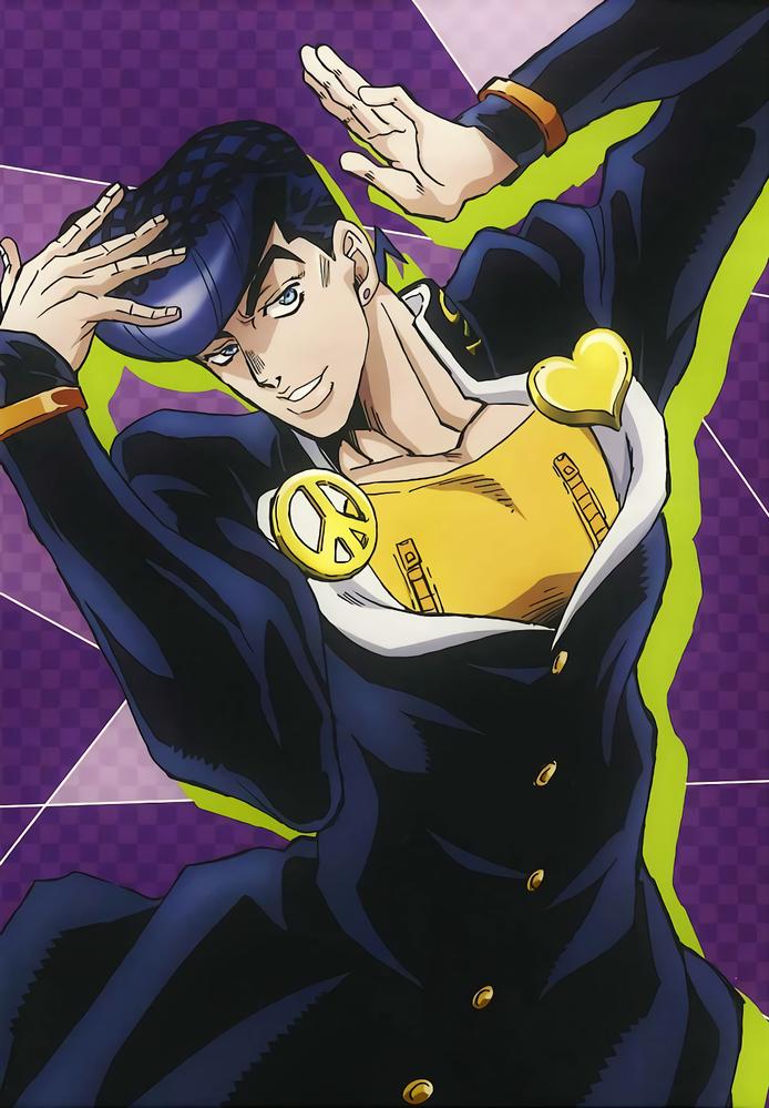 Josuke Higashikata Jojo S Bizarre Encyclopedia Fandom Powered By Wikia Jojo Bizzare Adventure Jojo Anime Jojo S Adventure