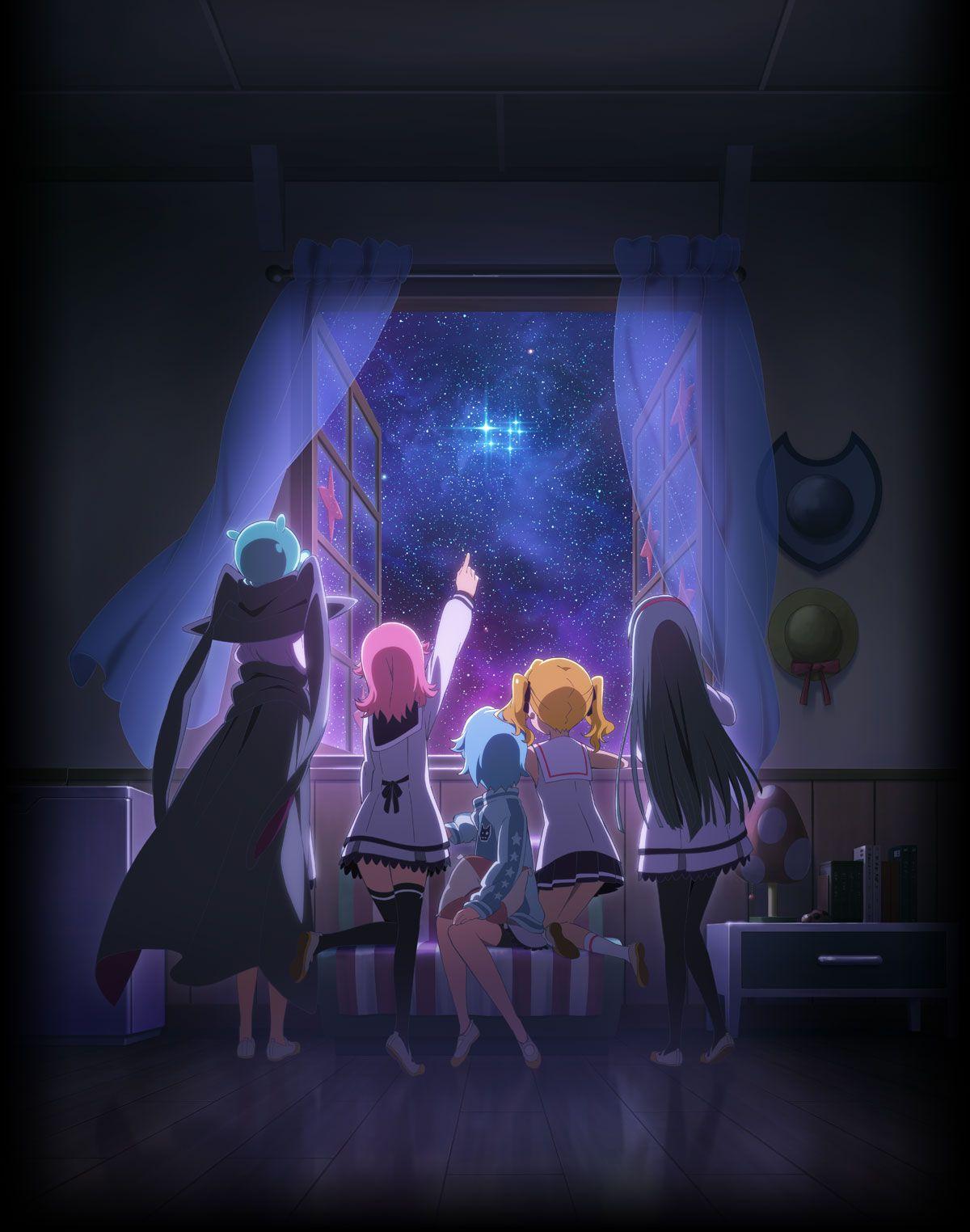 """""""Houkago no Pleiades"""" (Wish Upon The Pleiades ) Watch"""