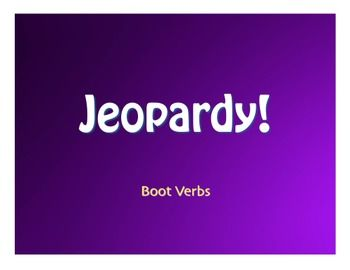 this jeopardy! powerpoint game is all dressed up and ready to go, Powerpoint templates