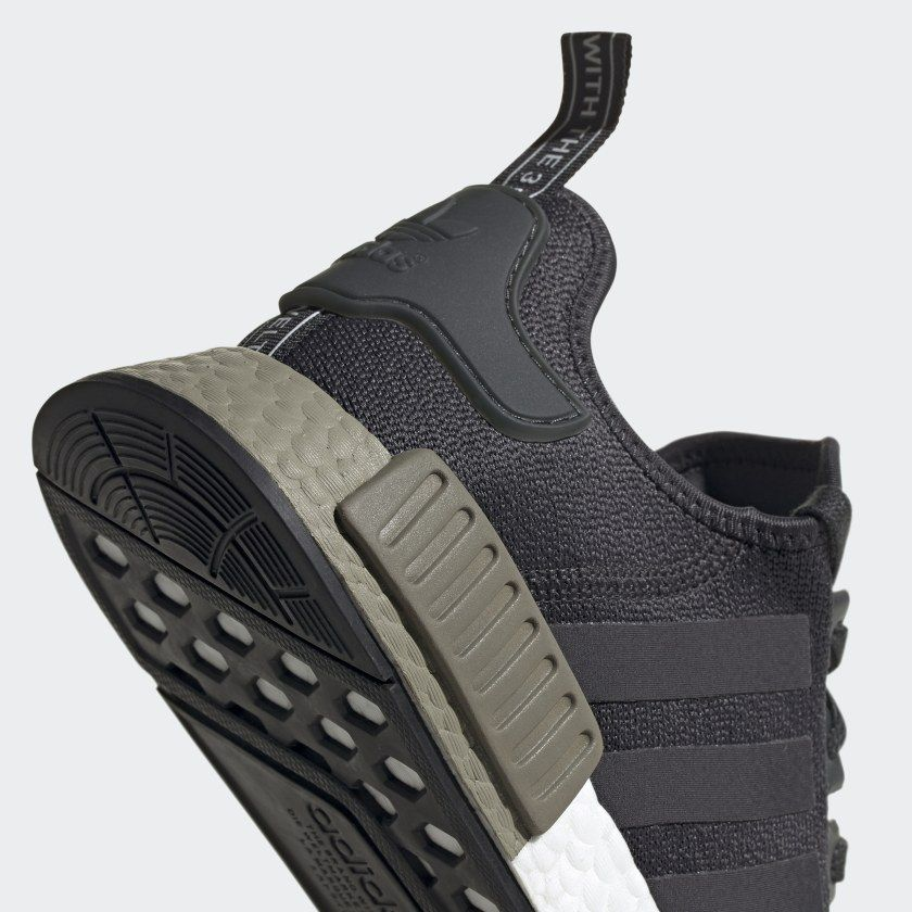 adidas NMD_R1 Shoes - Grey | adidas US
