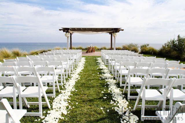 Wedding Reception Venues In Los Angeles Terranea Resort Rancho Palos Verdes Ca