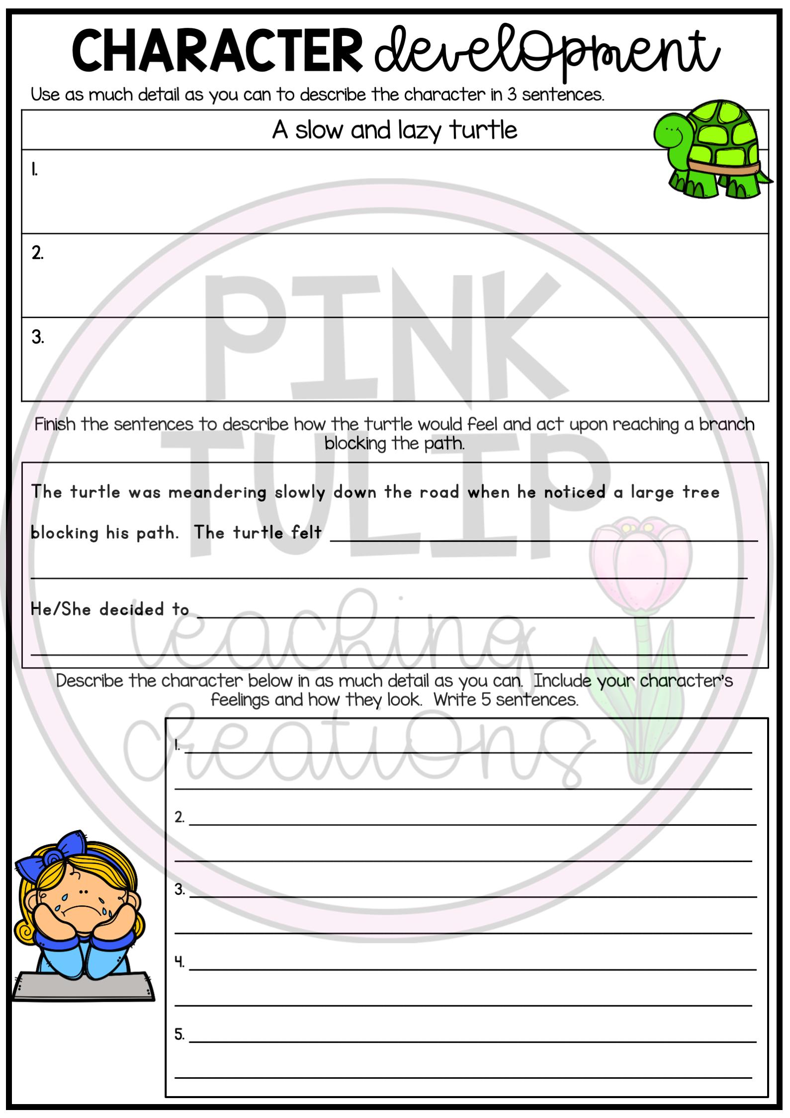 Narrative Writing Worksheet Pack No Prep Lesson Ideas Writing Comprehension Narrative Writing Writing Worksheets [ 2249 x 1589 Pixel ]