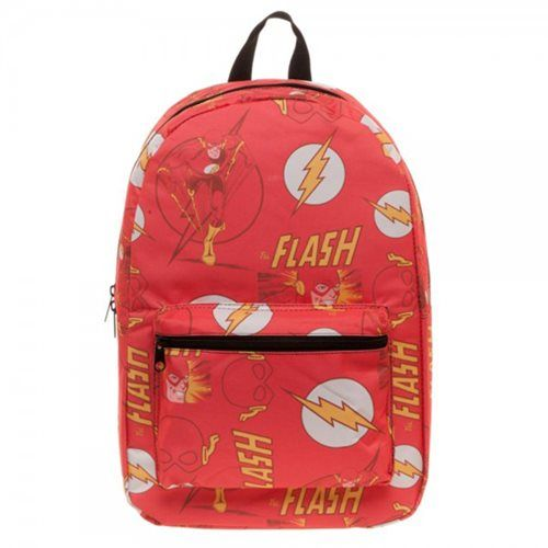 Flash Sublimated Backpack Bioworld Flash Backpacks