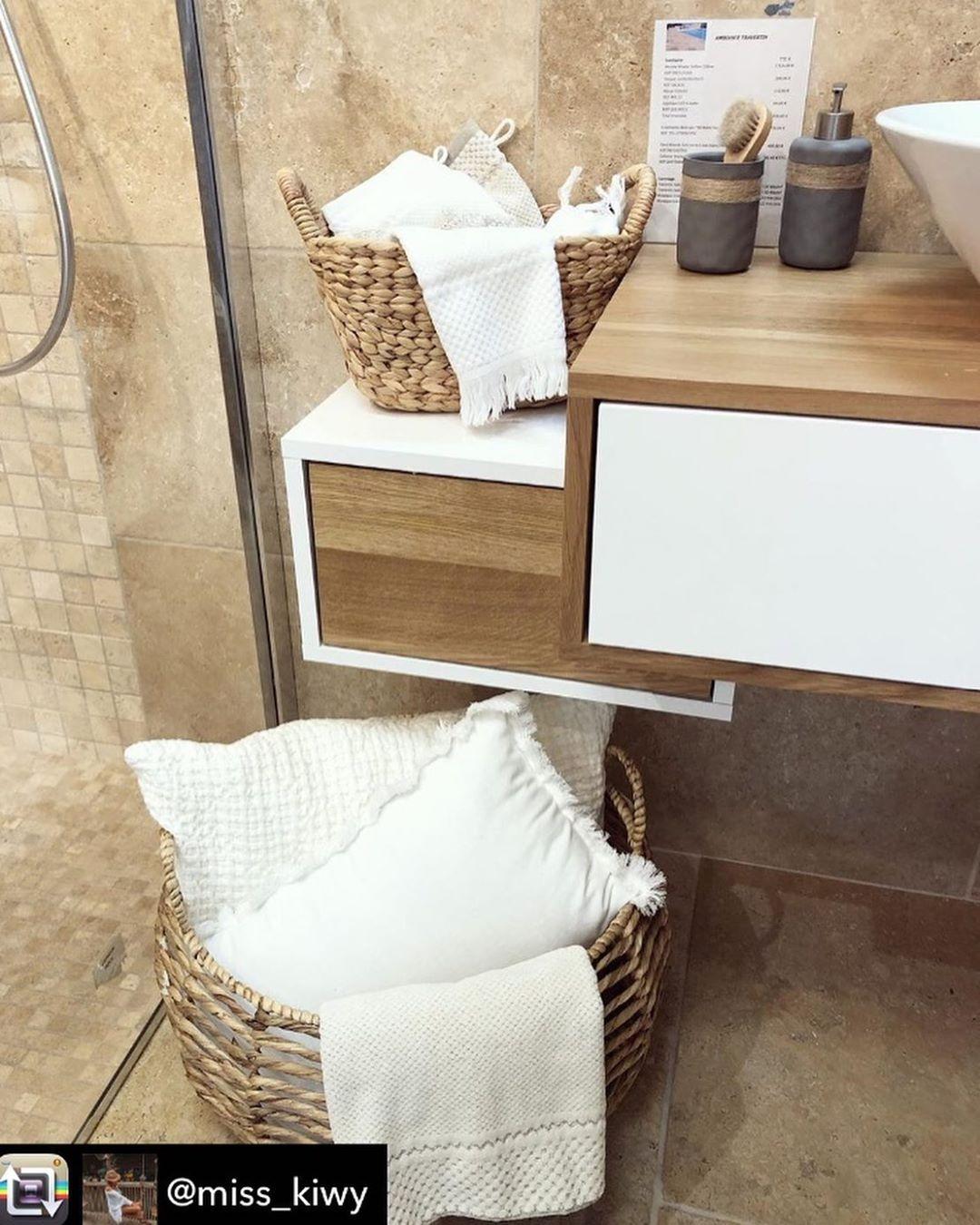 Panier À Linge Original design et inspiration pour votre salle de bain | panier à