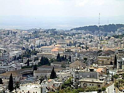 Jesus spent his boyhood years in Nazareth before beginning his ministry when he was about 30.