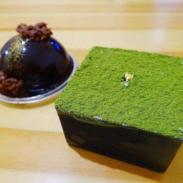 深夜にケーキテロごめんなさい💦京都のお店では3時間ぐらい並ばないと食べられない、抹茶ティラミス🎂 カノンさんではすぐに買うことができました!! めっちゃ美味しいよー😭✨ #抹茶ティラミス #抹茶づくし #抹茶大好き #抹茶 #ケーキ #スイーツ #sweets #KANON #京都 #伊勢丹デパ地下 #伊勢丹 #kyoto