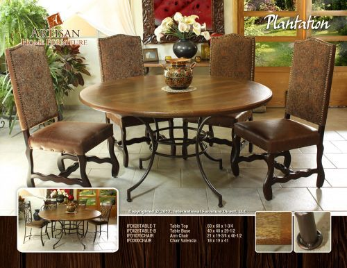 Artisan home furniture by international furniture direct llc for the dining room pinterest furniture direct and room