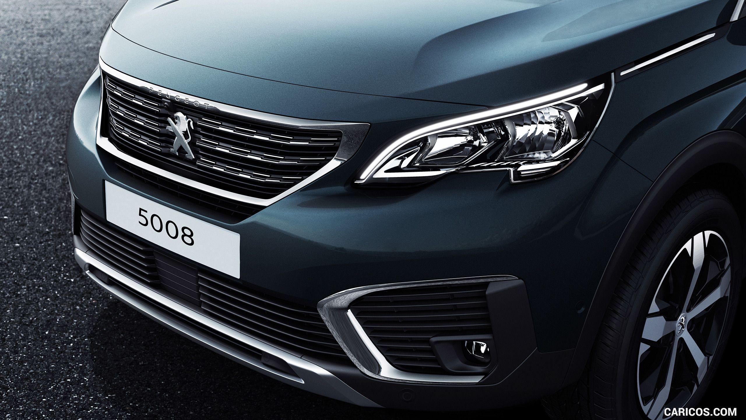 2017 Peugeot 5008 Grill Hd Peugeot Bmw Car Car
