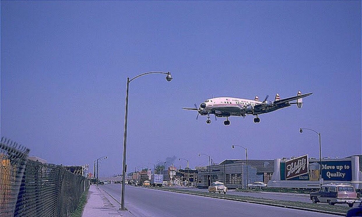 1950s Midway Airport Chicago pictures, Chicago city, Chicago