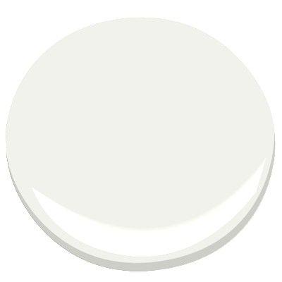 Blanc Oxford Cc 30 Benjamin Moore Blanc Oxford Avec Une Légère
