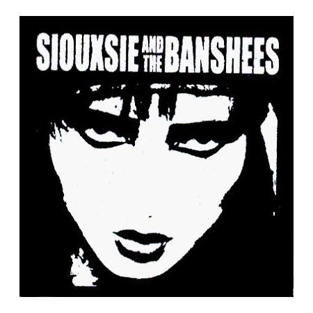 SIOUXSIE AND THE BANSHEES PUNK FESTIVAL B//W NEW POSTER