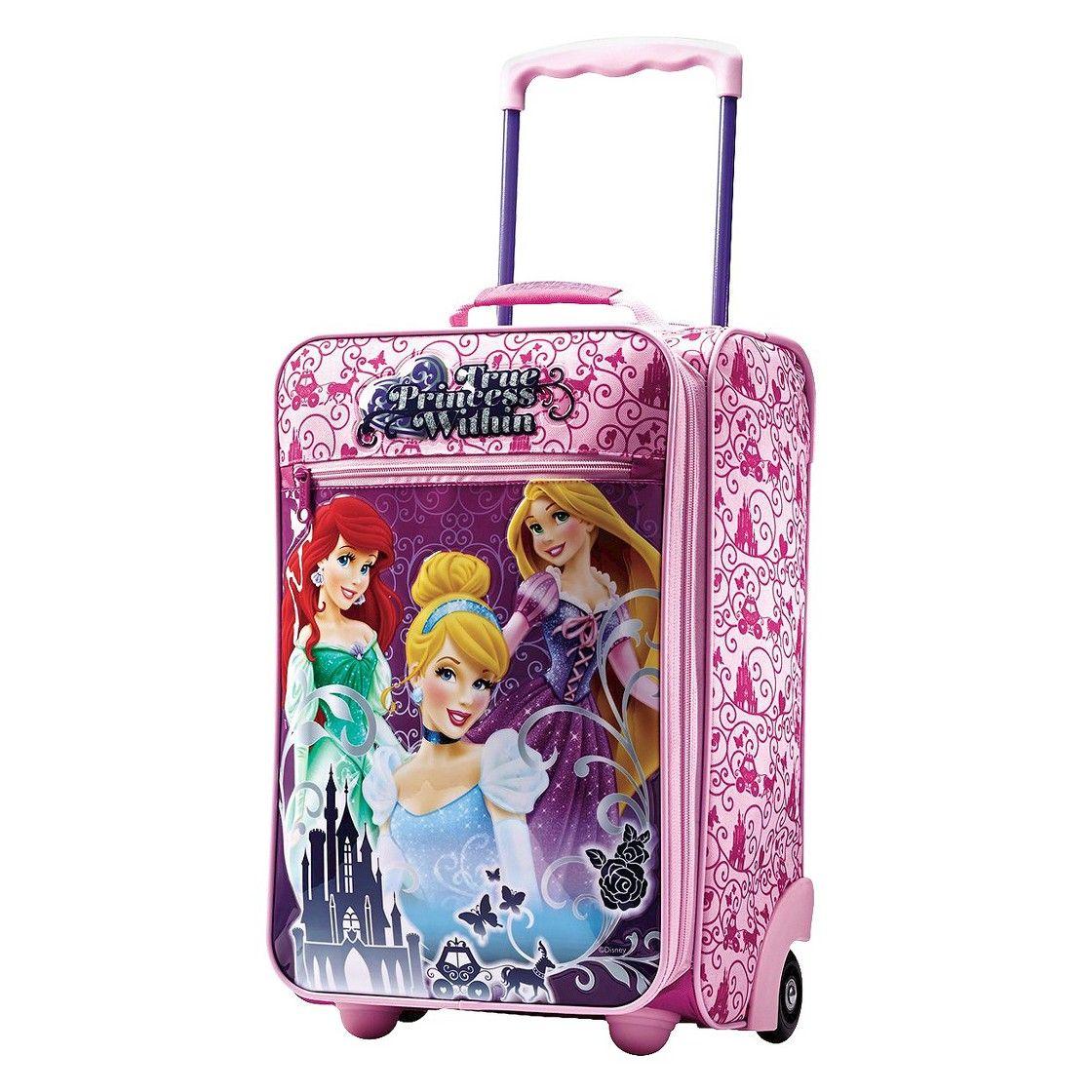 7eef0b54b9f4 American Tourister Disney Princess Suitcase 18