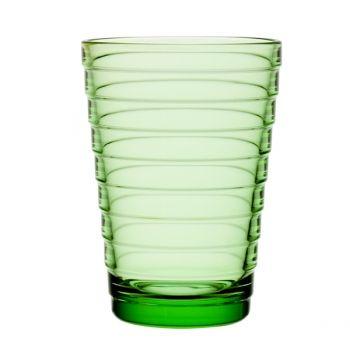 Aino Aalto juomalasi 33 cl, omenanvihreä, 2 kpl 15,50 voi tulla kaksikin pakkausta, mut ainakin tää yksi kahden lasin setti