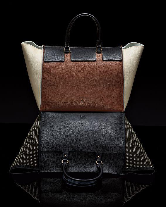 1 boot . Black leather briefcase vend/ôme 15