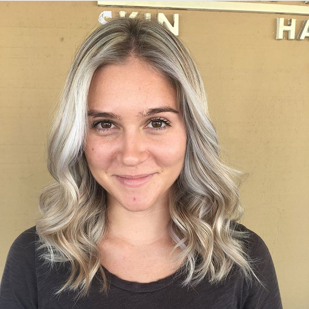 Balayage touch up Get the look with Nancy • naener_ at