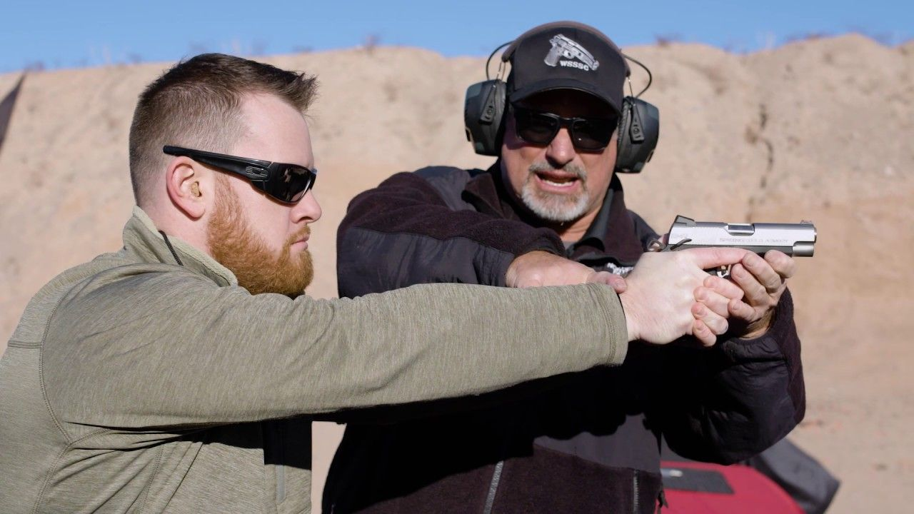 Gun Myths: Relaxing to Shoot | Springfield Armory
