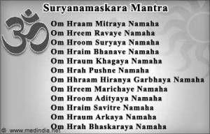 surya namskar  surya namaskar vedic mantras hindu mantras