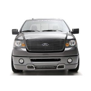 Amazon Com 3dcarbon 2006 2008 F 150 Front Air Dam Painted Dark Toreador Red Effect Clearcoat Jl Automotive Ford Pickup Trucks Cool Trucks Ford Truck