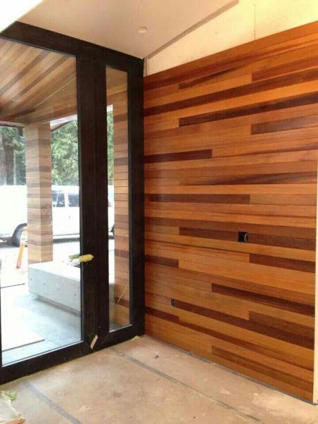 Western Red Cedar Interior Paneling Cedar Homes Cedar Paneling
