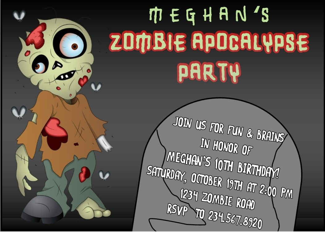 Zombie Apocalypse Party Supplies #zombieapocalypseparty Zombie Apocalypse Party Supplies #zombieapocalypseparty