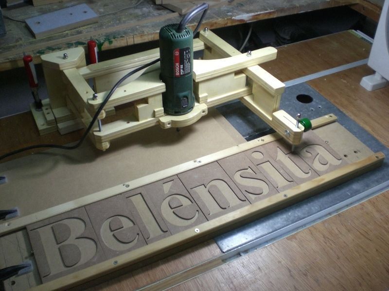 Panto fresadora grabador para madera hola amigos hoy - Fresadora de madera ...